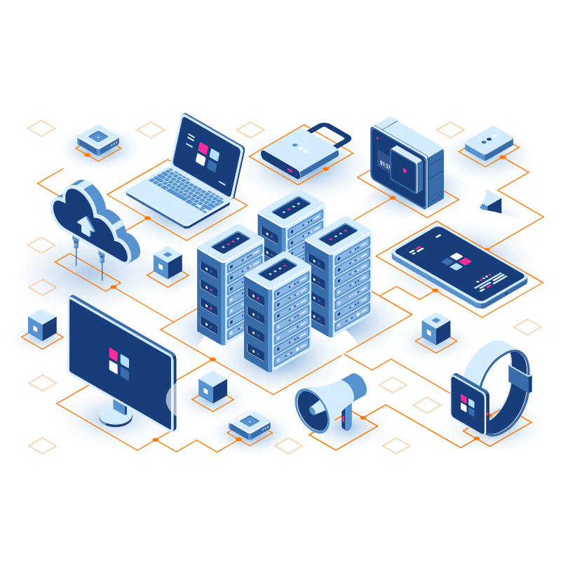 Digital Solutions Holder
